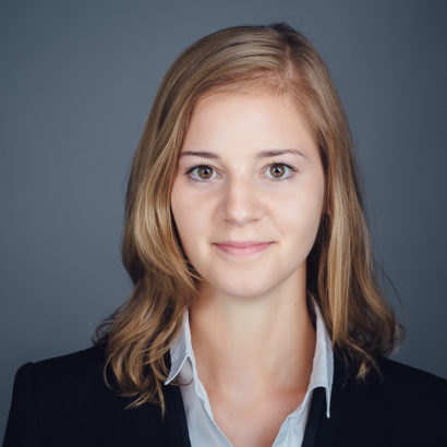 Business Portrait Young Female